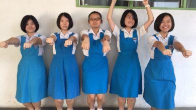 Photo of 统考11A优秀生杨雯妃: 读书不是中学生唯一要做好的事!