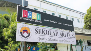 Photo of UCSI International School & Sekolah Sri UCSI 提供全人教育,培育学生的创造力