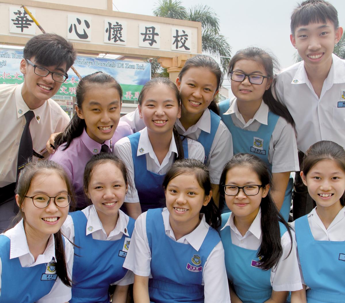 图片来源:加影育华国民型中学