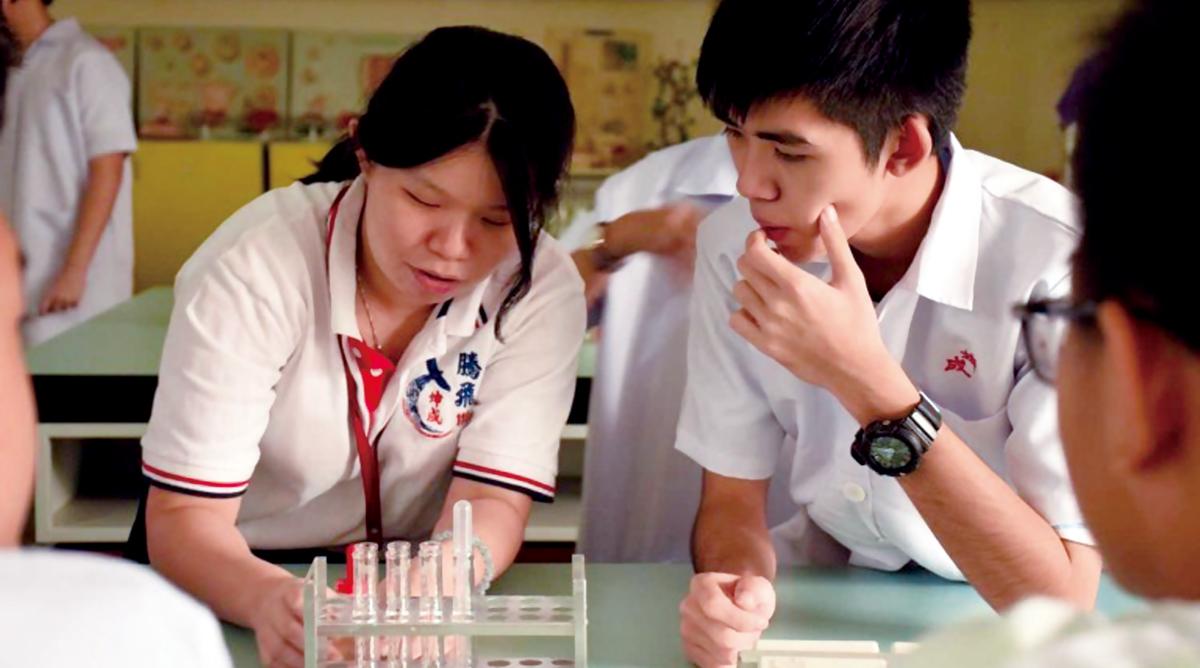 图片来源:吉隆坡坤成中学