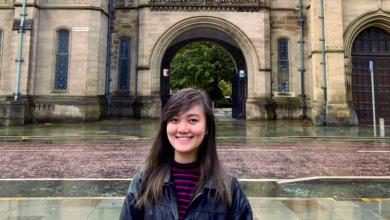 Photo of 英国曼彻斯特大学校友 谢宛霓:疫情虽约束, 不忘曼大的人性化教育