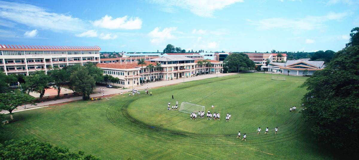 图片提供 | 麻坡中化中学